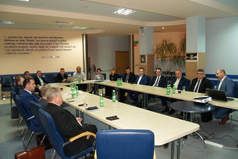 Klaster Energii – II konferencja w Starostwie Powiatowym w Tarnowie