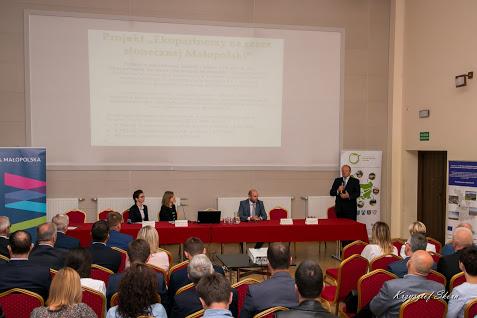 """Spotkanie inaugurujące realizację projektu """"Ekopartnerzy na rzecz słonecznej Małopolski"""""""